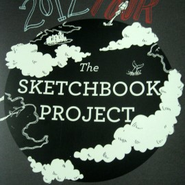 The Sketchbook Project 2012