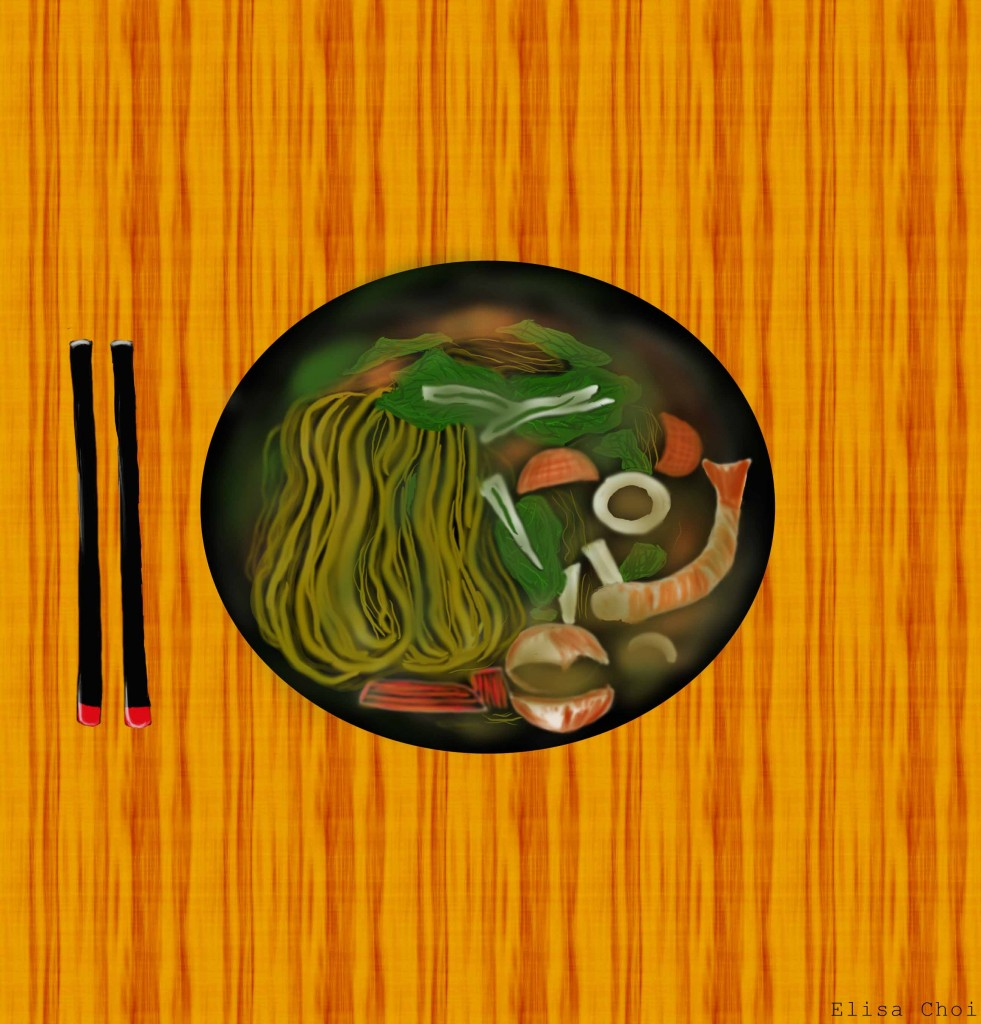 100IllustrationNoodleSoup copy 981x1024 To be Published Work