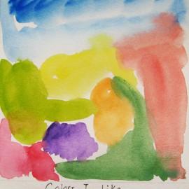 colors I like harmony thoughts