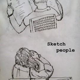 elisa choi_sketch people