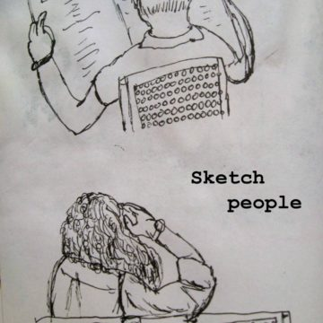 Sketch People