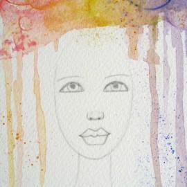 watercolor_elisa choi_Outburst