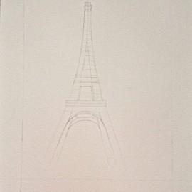 Eiffel Tower WIP