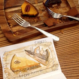 sketching pies_harmonythoughts