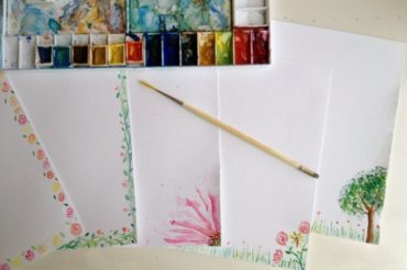 How to Make Your Own Stationeries