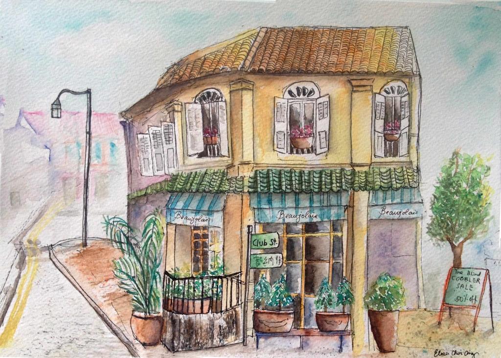 Beaujolais Ann Siang Hill
