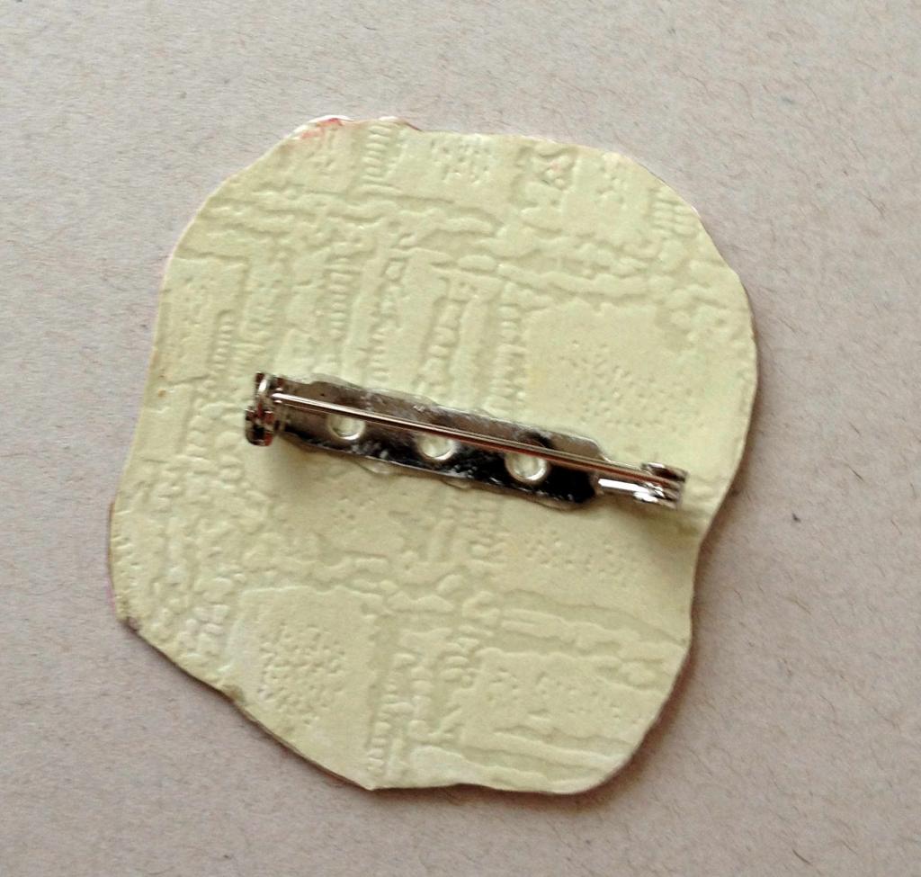 rose paper brooch6
