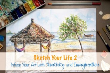 (New Online Class) Sketch Your Life 2