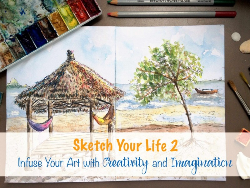 Sketch Your Life 2