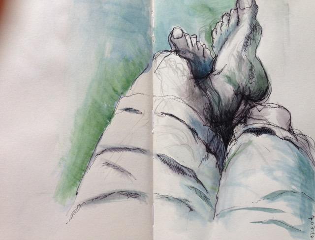 glenis-feet