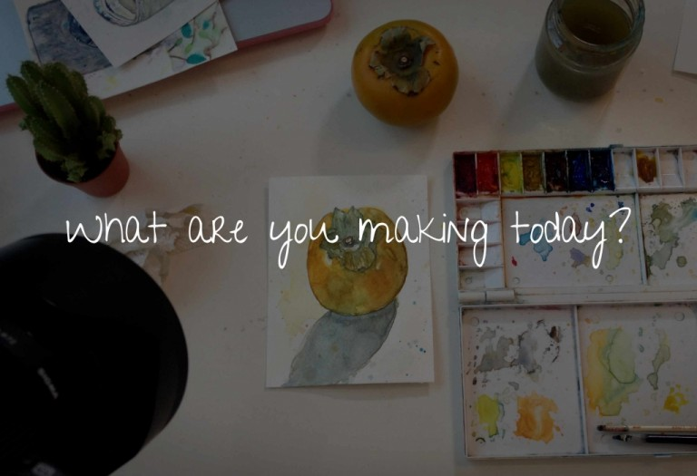 What are you making today